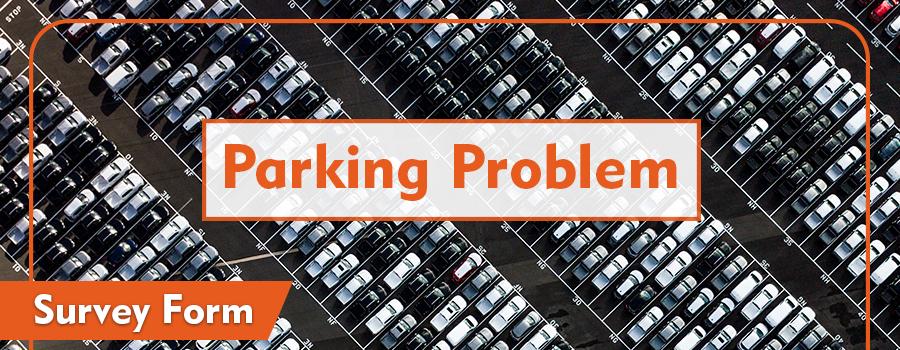 parking problem survey